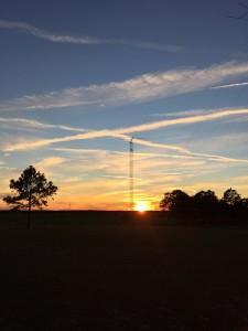 pf 1 sunset